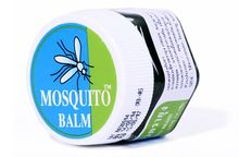 1pcs 13g Mosquito Balm Green Natural Herbal Massage Oil for Pain Relief, Itches, insect & Mosquito Bite External Use