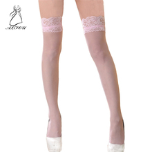Lace over the Knee Long Stockings Sexy High Nylon Erotic Lingerie  Temptation Tube