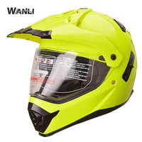 Wholesale Price High Quality Motocross Motorcycle Helmet Male Personality Force Full The Four Highway Breathable Sunscreen