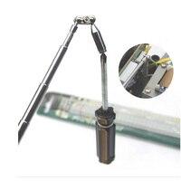 MS 323 Portable Scew Magnetic Pick Up Rod Tool Stick Extending Neodymium Magnet 1LB Gallium Metal