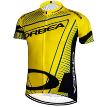 New ORBEA Team Cycling Bike Bicycle Clothing Clothes Women Men Cycling Jersey Jacket Cycling Jersey Top Bicycle Bike Shirt