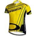 Nova ORBEA Equipe de Ciclismo Bicicleta Roupas de Vestuário Das Mulheres Dos Homens de Bicicleta Camisa de Ciclismo Jaqueta Camisa de Ciclismo Bicicleta Top Bicicleta Camisa