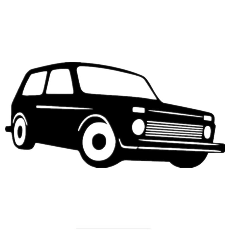 Three Ratels TZ-809 12*24.7cm 1-5 pieces car sticker for vaz lada niva 4x4 auto sticker car stickers removable three ratels tz 786 12 16 2cm pieces car sticker gokturk flag turkey auto sticker car stickers removable