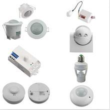 3 years warranty 220 V Infrared PIR IR Motion Sensor Switch For LED Light Bulb selected item