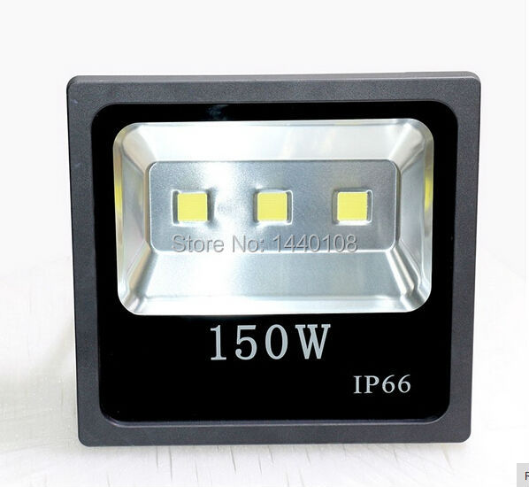 (10pcs/lot) 150w Foco Led Exterior Flood Lights Outdoor Led Floodlights Landscape Lighting Waterproof IP65 AC 85-265V Floodlight