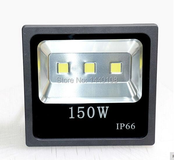 (10pcs/lot) super Bright 150w Led Spot Flood Lights Outdoor Led Floodlights Landscape Lighting Waterproof IP65 AC 85-265V