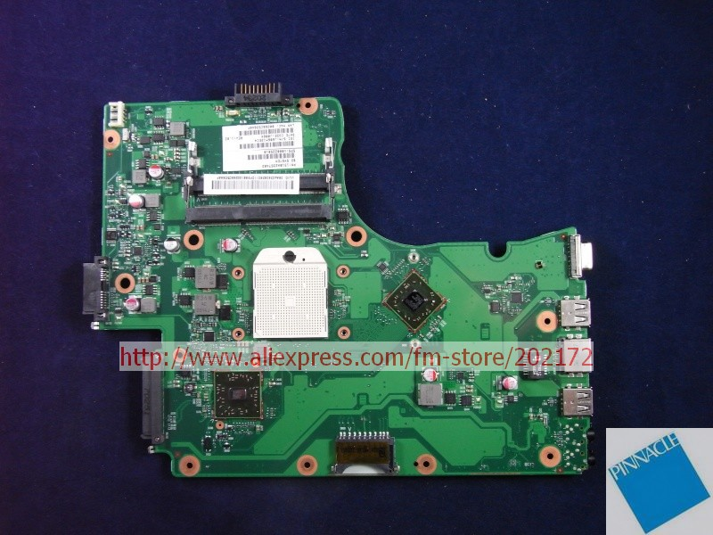 все цены на MOTHERBOARD FOR TOSHIBA Satellite C650D C655D  V000225010 6050A2357401 TESTED GOOD онлайн