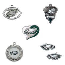 5 Styles Enamel Philadelphia Eagles Charms For DIY Necklace & Bracelet & Earring Jewelry Accessories