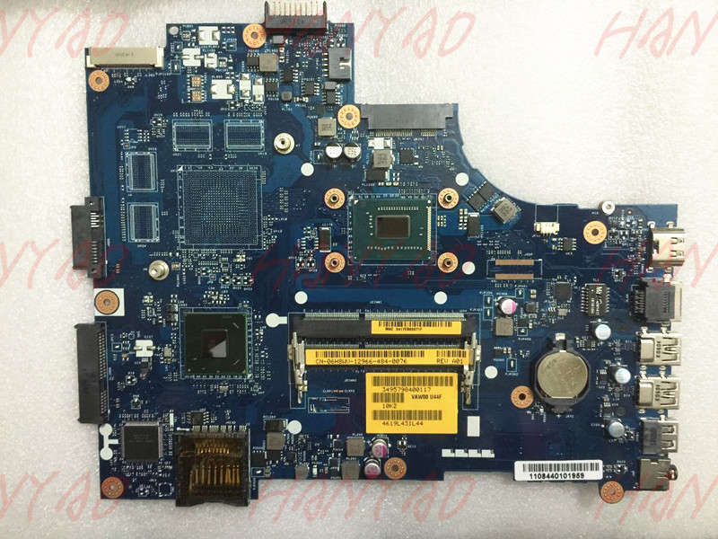 CN-03H0VW 03H0VW 3H0VW For DELL 3521 5521 Laptop Motherboard LA-9104P 2127U CPU HM76 100% Tested Price $110.00