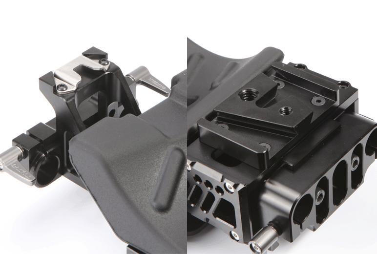Tilta 3 DSLR Quickrelease Base BS-T03 Almohadilla para el hombro para - Cámara y foto - foto 4