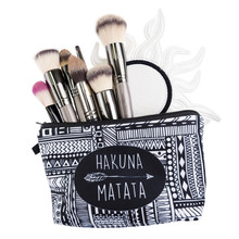 Makeup Bags Brand Jom Tokoy Multicolor Patterns