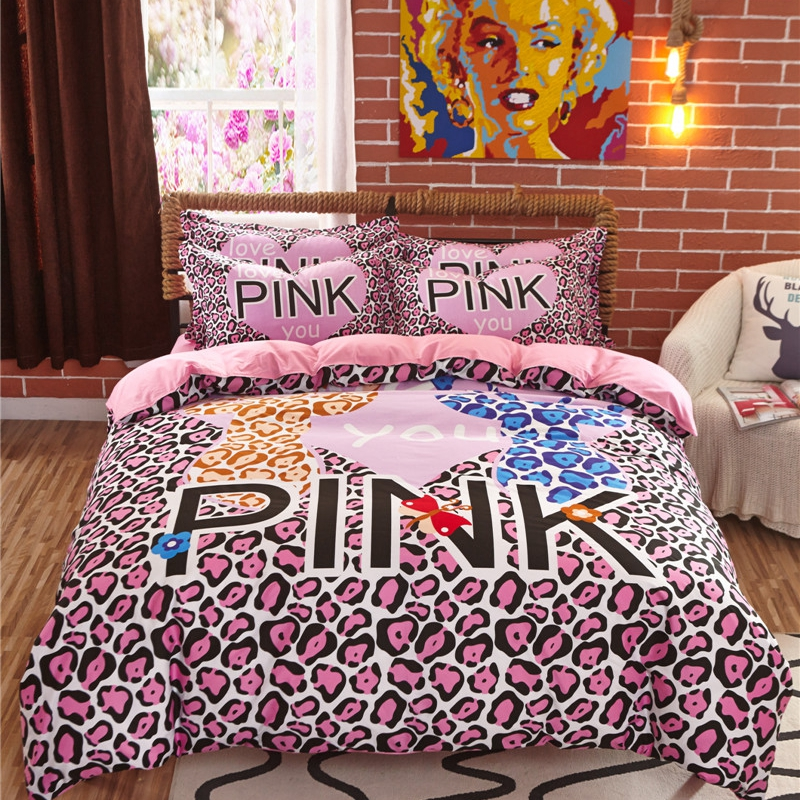 Popular Leopard Print Comforter Set-Buy Cheap Leopard