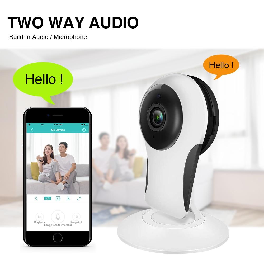 Kamera Loosafe IP WIFI në shtëpi Siguria e kamerës për - Siguria dhe mbrojtja - Foto 6