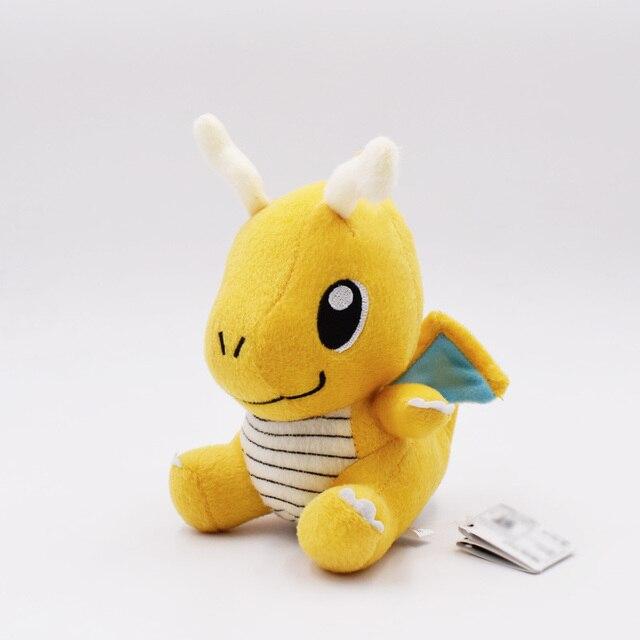 Аниме игрушка Покемон Драгонайт 17 см 1