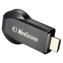 TOP Mirascreen Mini wireless Wifi Display Dongle for smartphone/tablet PC to large screen TV/Projector
