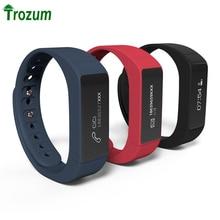 TROZUM I5Plus SmartWatch Pulsera Bluetooth reloj Inteligente 4.0 Pantalla Táctil de la venda Gimnasio Rastreador Muñequera Salud Monitor de Sueño