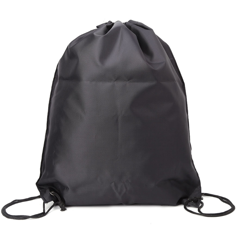 Backpack Shopping Drawstring Bags Cinch Sack Waterproof Travel Beach Sports Pack