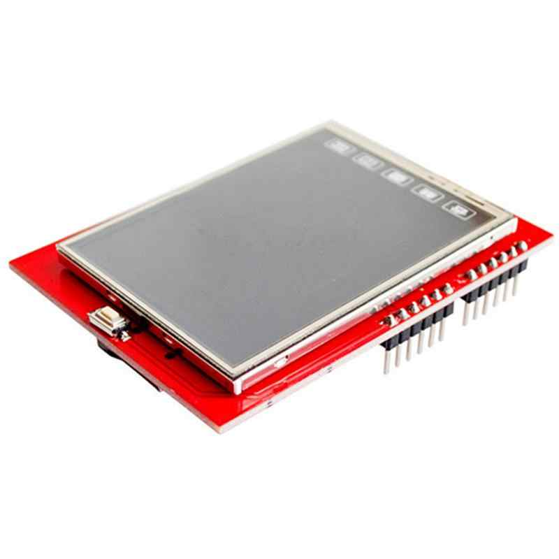 "2.4"" TFT LCD Display Shield Touch Panel for Arduino UNO MEGA"