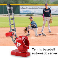 Children tennis outdoor toys parent child interaction family leisure sports equipment baseball automatic service machine