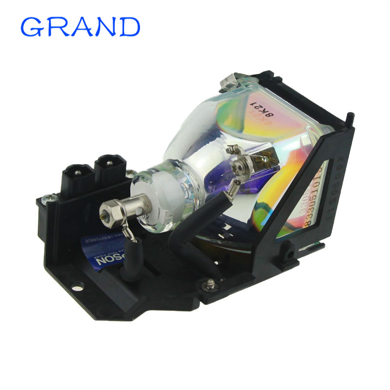 Replacement Projector / TV Lamp ELPLP10 / V13H010L10 / V13H010L1S for Epson EMP 510 / EMP 510C / EMP 710 / EMP 710C Happybate