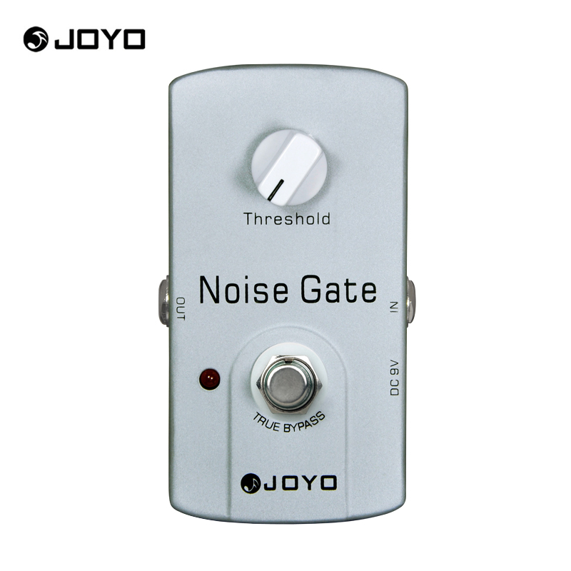 JOYO JF-31 DC 9V Noise Gate / Noise Suppressor Pedal Guitar Effect Pedal free power supply and shipping хай хэт и контроллер для электронной ударной установки roland fd 9 hi hat controller pedal