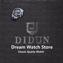 DIDUN Watch Mens Watches Top Brand Luxury Gear S3 Quartz Watch Fitness Waterproof Sports Chronograph Wristwatch Fast Shipping(China)