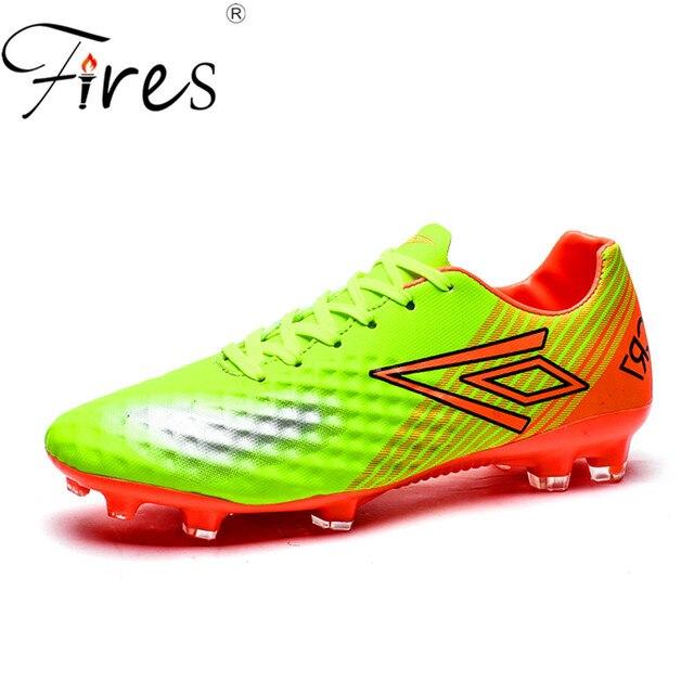 Fires hombre de fútbol marca deporte al aire libre zapatos de fútbol pico  para los hombres 6ad2a87c9bc96