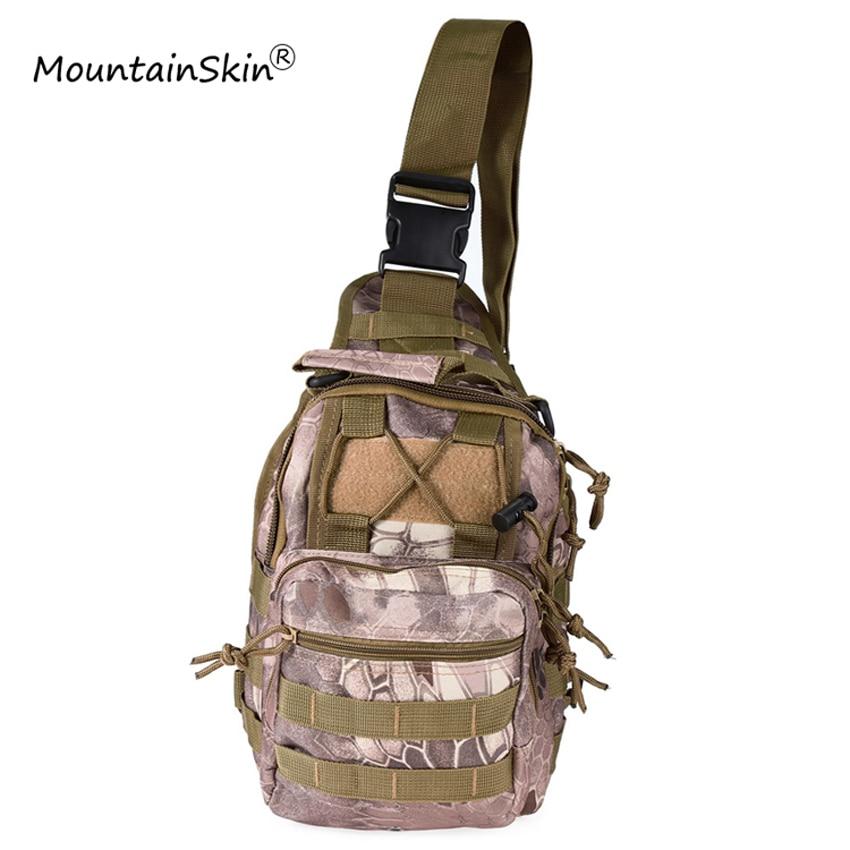Mountainskin Hot Sale Men Women Flap Pocket Military  2