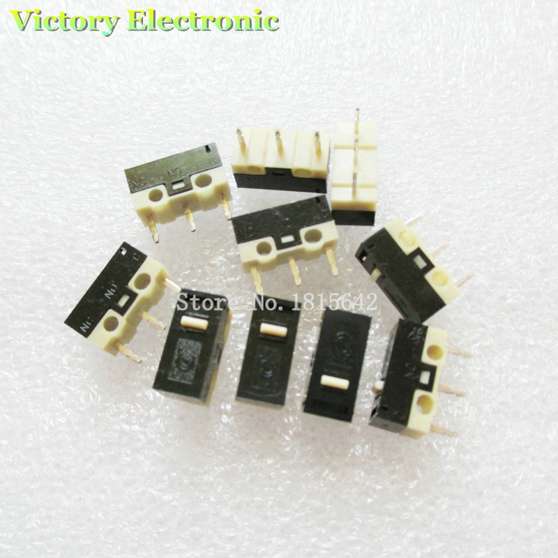 20PCS/Lot The New Authentic Micro Switch YD-003 Mouse Button Fretting Wholesale Electronic