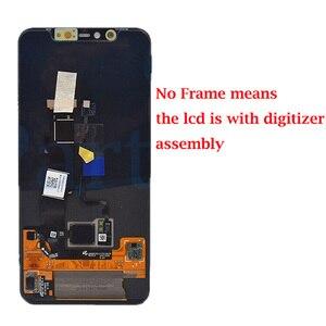 Image 3 - Super Amoled LCD pour Xiaomi Mi8 Explorer LCD affichage numériseur écran tactile remplacement pour Xiaomi 8 LCD pour xiaomi MI 8 SE LCD