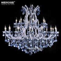 Maria Theresa Crystal Chandelier Lighting Fixture Hanging Lamp Large Lustres Chandelier Luminaires lampadari D1200mm H1000mm