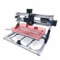 CNC 3018 Laser CNC Standard Mini Laser fresadora manual cnc machine Engraving Machine Spare Parts Wood Router laser engraving