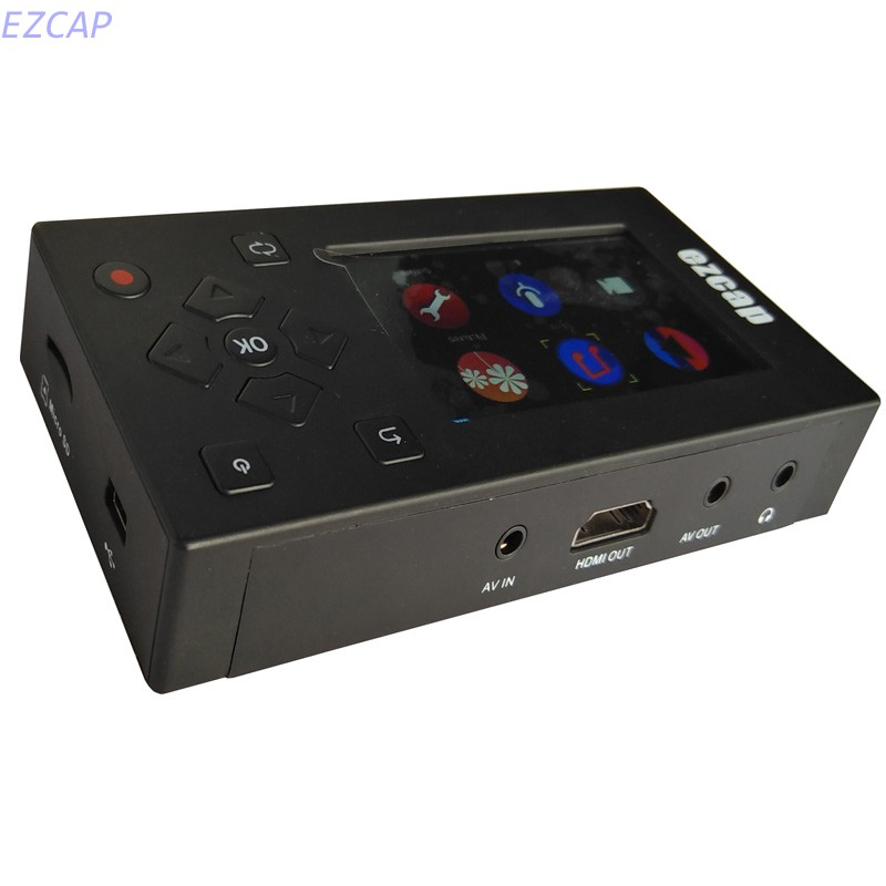 2017 new av recorder capture card, Convert VHS / Camcorder Tapes to Digital Format .Free shipping
