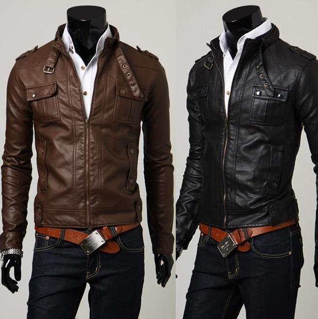 Online Buy Wholesale leather jacket china from China leather