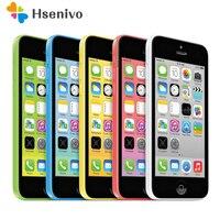 Hot Sale Unlocked Original Apple Iphone 5C Cellphone 4 0 Dual Core 8MP Camera IOS WIFI