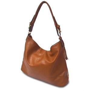 Image 4 - Moda çantalar kadınlar için 2020 lüks çanta kadın çantası tasarımcısı dikiş PU yumuşak deri omuzdan askili çanta Crossbody çanta üst kolu