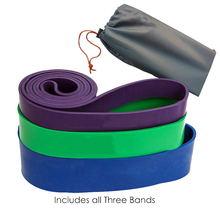 Pull Up Assist Heavy Duty Resistance Bands Mobility & Powerlifting Bands Perfect for Body Stretching Powerlifting Training