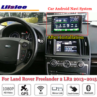 Liislee Car Android Multimedia For Land Rover Freelander 2 LR2 II 2013~2015 Radio BT Stereo Wifi GPS Map Navi Navigation System