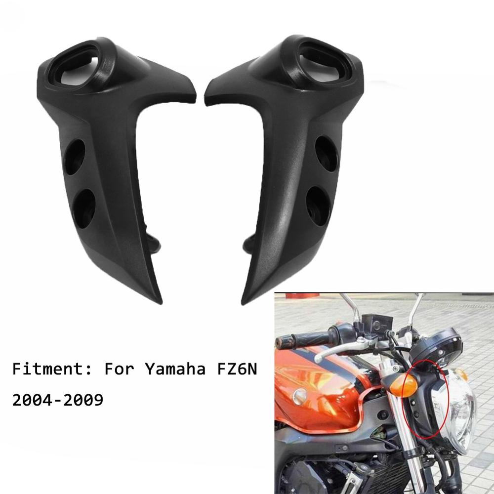 Upper Stay Fairing Cowl Headlight Bracket For Yamaha FZ6N 2004-2006 05 FZ6S New