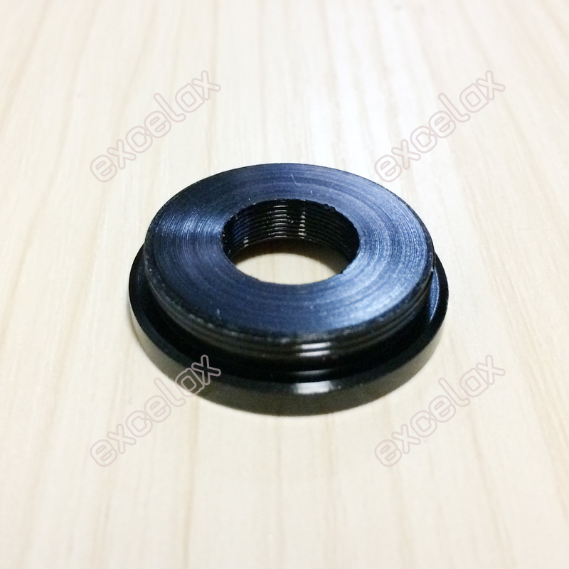 Image 3 - 10PCS/Lot Metal M12/CS Thread Lens Mount Adapter Zinc Alloy M12 to C CS Mount Adaptor Converter Ring for Security CCTV Camera-in CCTV Parts from Security & Protection