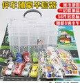Children's toys парковка дорожный знак сцена костюм с тележкой с рано когнитивная карта