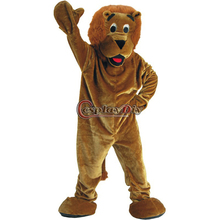 Free Shiping New Arrival Popular Animal Roaring Lion Adult Mascot Costume
