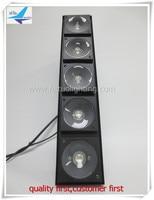 2Xlot Nightclub Decoration Panel Led Light 5x30w Rgbw 4in1 COB Dmx Led Matrix Light