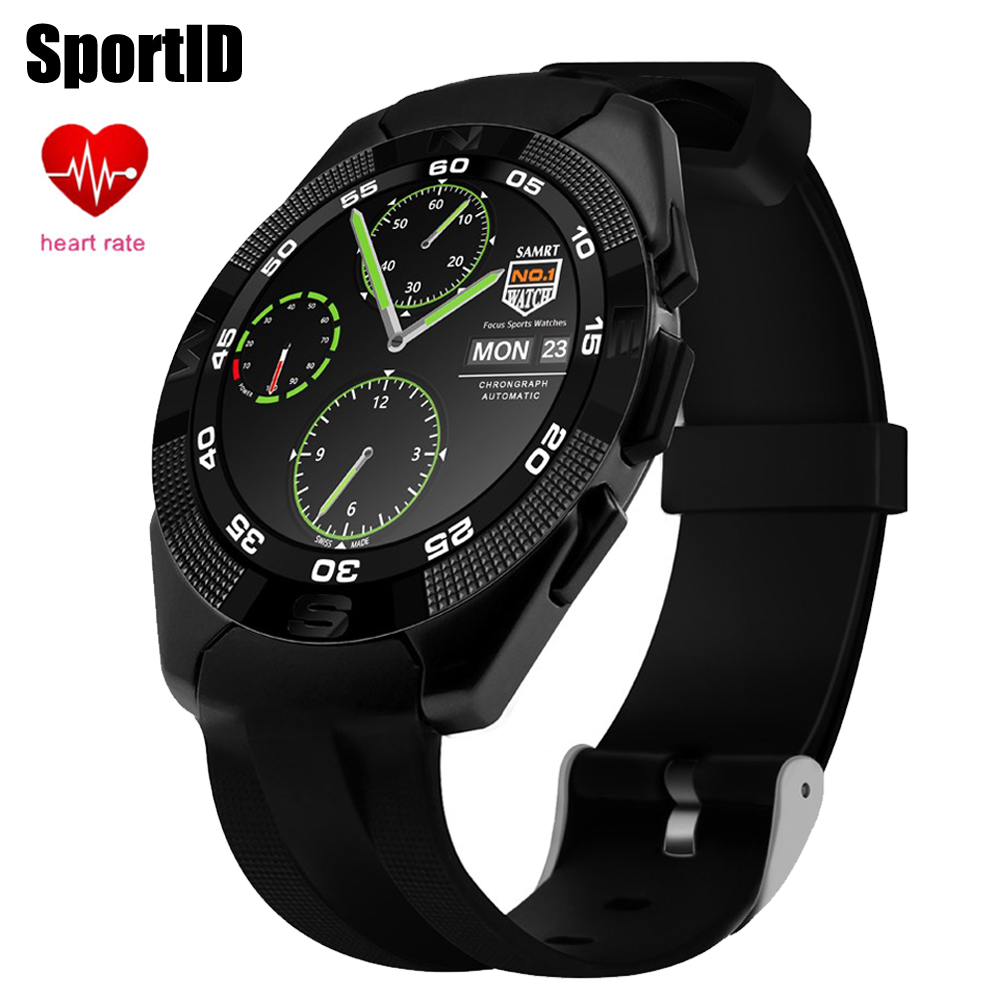 G5 Smart Watch Men Heart Rate Monitor Pedometer Fitness Tracker SMS Call Reminder Smartwatch Sports Watches Camera for  Phone leegoal bluetooth smart watch heart rate monitor reminder passometer sleep fitness tracker wrist smartwatch for ios android