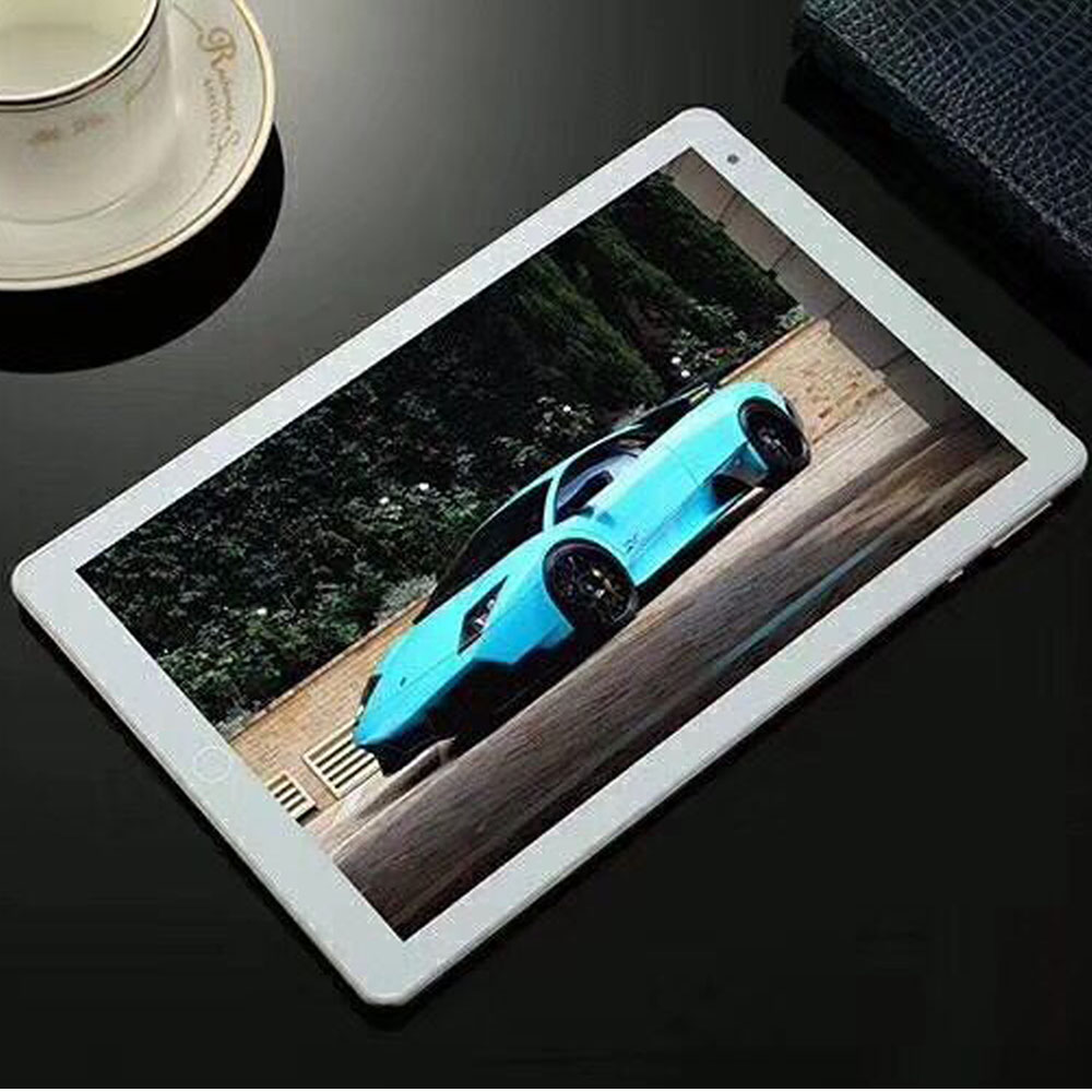 ZONNYOU tablette PC 10 pouces Octa Core 4 GB RAM 64 GB ROM tablettes 3G appel téléphonique Bluetooth Wifi ordinateur Mobile tablette PC multilingue