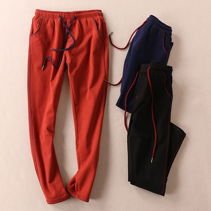 T-inside60 2018 Summer Trousers For Women Elmer Mr Wonderful Shose Women Joggers Women Fake Designer Clothes Pants Female