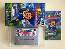 16Bit Games ** Doremi Fantasy ( Japan NTSC J Version!! Box+Manual+Cartridge!! )