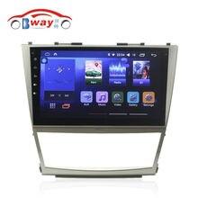 "Ücretsiz kargo 10.2 ""Toyota Camry 2006-2011 için araba radyo ile Quadcore Android 5.1 araba dvd GPS, 1G RAM, 16G iNand, direksiyon"