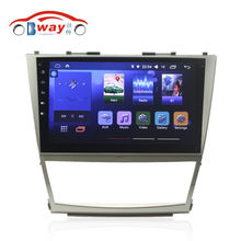 """Free shipping 10.2"""" Car radio for Toyota Camry 2006-2011 Quadcore Android 5.1 car dvd with GPS,1 G RAM,16G iNand,steering wheel"""