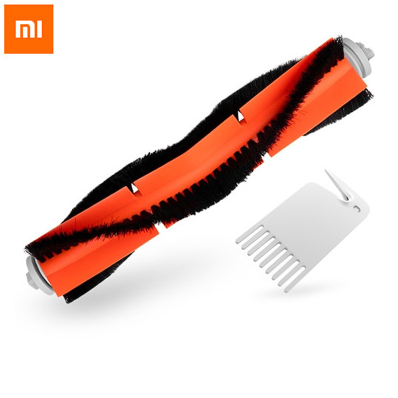 Robotic Vacuum Cleaner Rolling Brush for Xiaomi Sweeper Accessories цена 2017